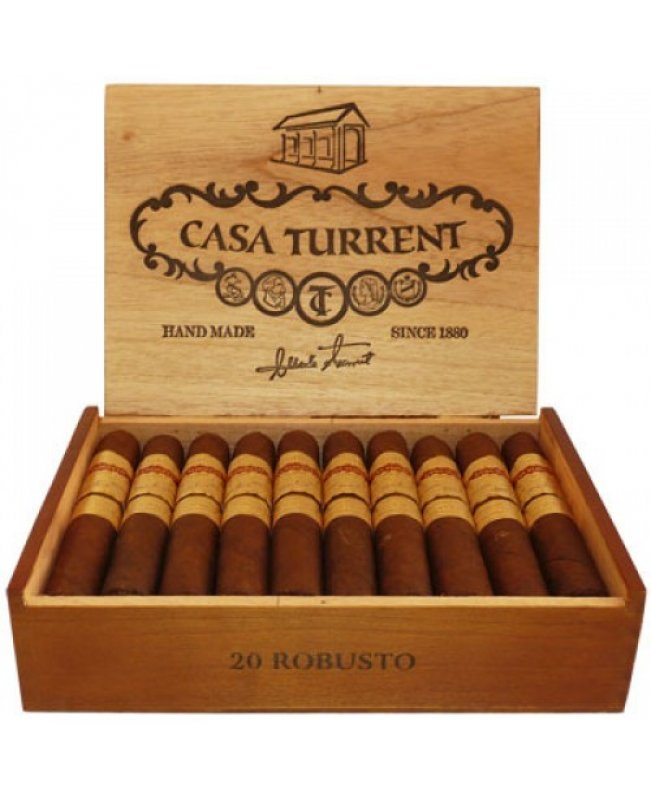 A. Turrent Casa 1901 Robusto