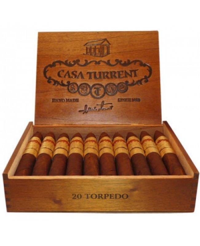 Сигары A. Turrent Casa 1901 Torpedo