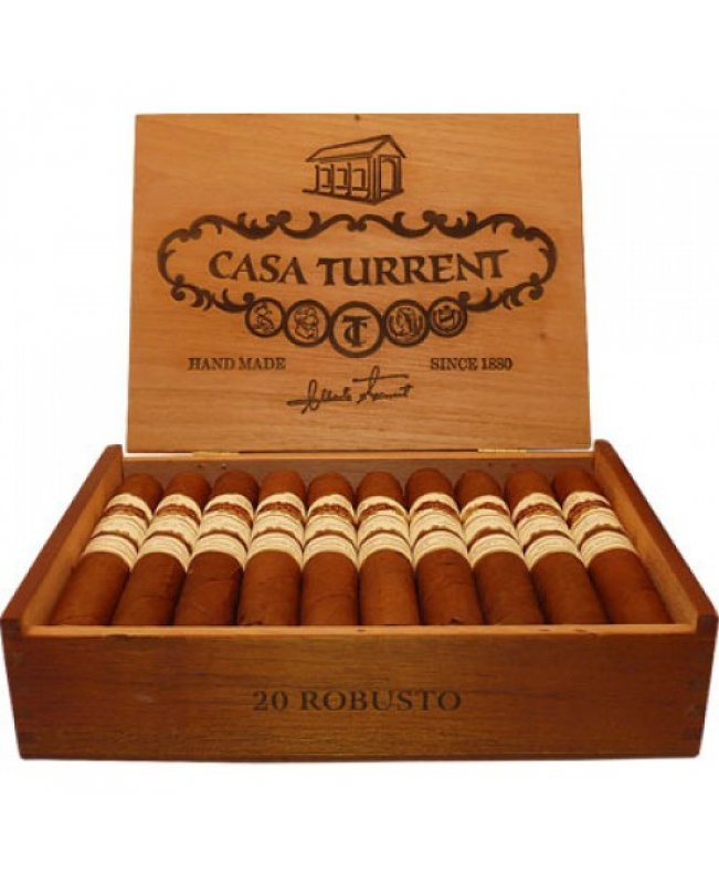 Сигары A. Turrent Casa 1942 Robusto