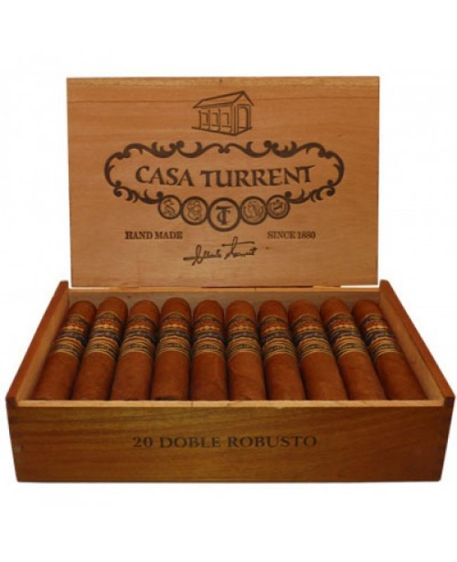 A. Turrent Casa 1973 Double Robusto