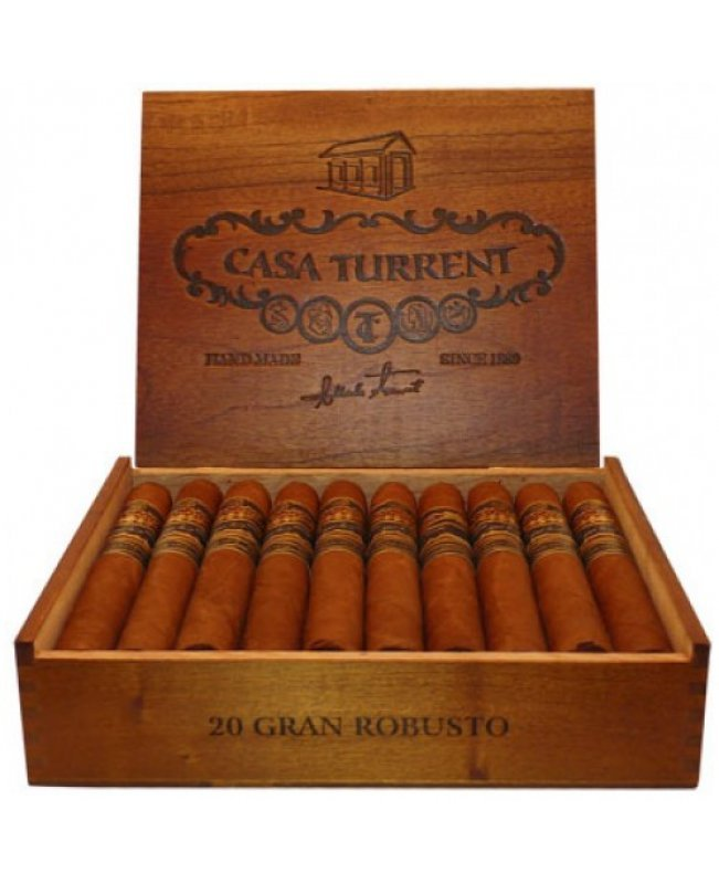 Сигары A. Turrent Casa 1973 Gran Robusto