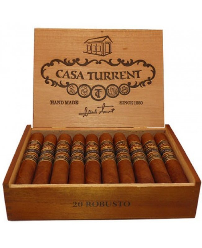 Сигары A. Turrent Casa 1973 Robusto