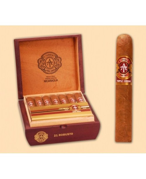 A. Turrent Triple Corojo Robusto