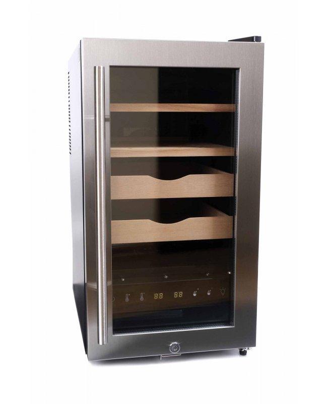 Хьюмидор-холодильник Howard Miller с электронным блоком управления влажностью на 350 сигар