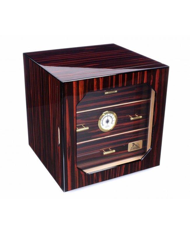 Хьюмидор-шкаф Lubinski на 100 сигар, Эбеновое дерево