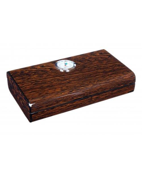 Хьюмидор Lubinski дорожный на 5 сигар, Железное дерево